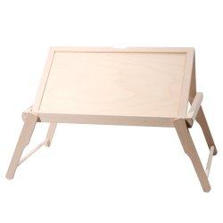 Table de lit pour lire ou pour manger la boissellerie for Table de chevet pour lit superpose
